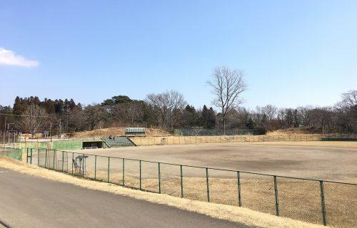 朝日山公園野球場